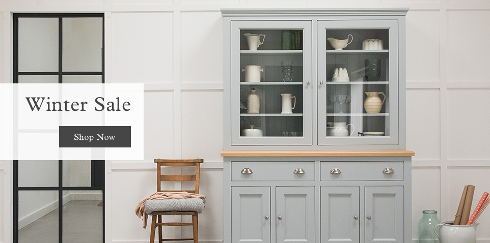 Nice Painted Kitchen Dressers | The Kitchen Dresser Company